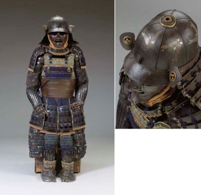 A Suit of Armor with a Mogami