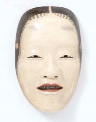 Noh Mask of Ryo-onna