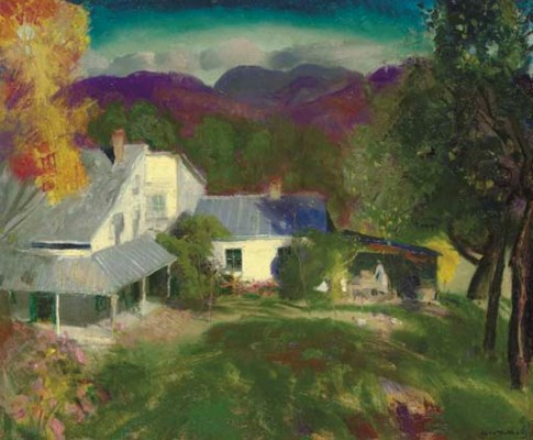 George Wesley Bellows (1882-19