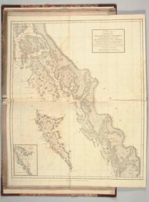 [VANCOUVER, George (1757-1798)