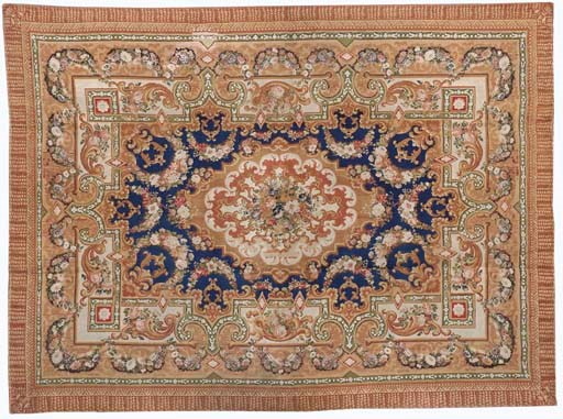 A WILTON CARPET