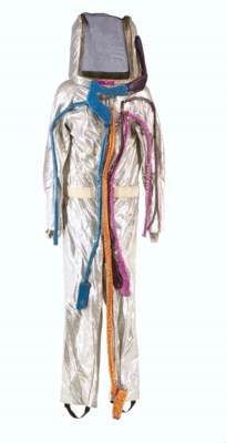 DR. MCCOY'S SPACE SUIT FROM