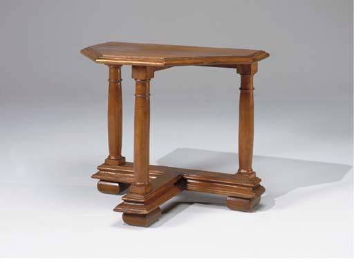 TABLE SELLETTE DU XIXEME SIECL