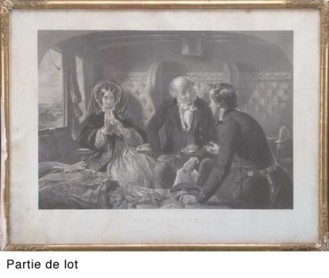 D'APRES ABRAHAM SOLOMON (1824-
