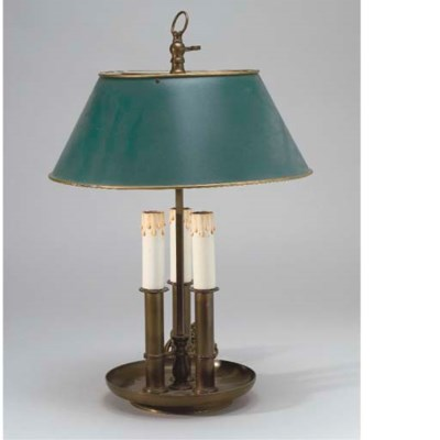 LAMPE BOUILLOTE MODERNE