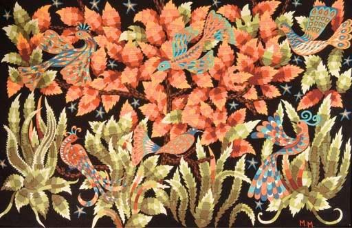 Manufacture d 39 aubusson tapisserie xx me si cle christie 39 s - Manufacture d aubusson ...