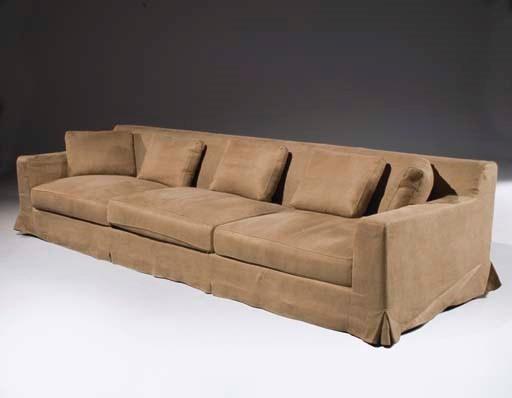 christian liaigre grand canape moderne christie 39 s. Black Bedroom Furniture Sets. Home Design Ideas