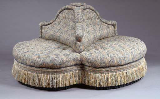 fauteuil indiscret d 39 epoque napoleon iii christie 39 s. Black Bedroom Furniture Sets. Home Design Ideas