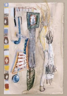 ANN THOMSON (B.1933)