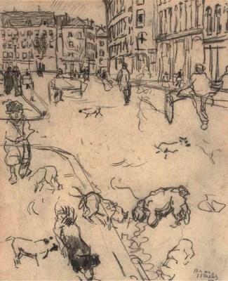 Isaac Israels (Dutch, 1865-193