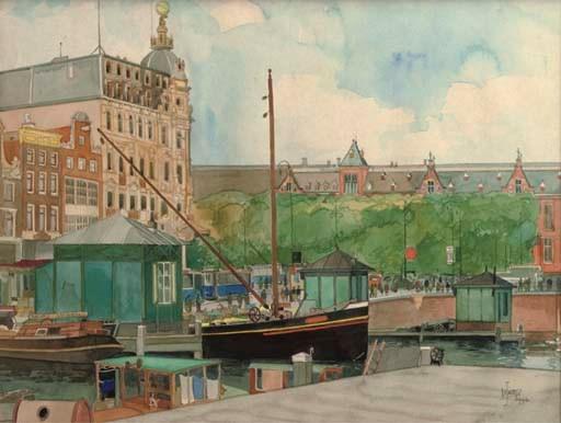 Joub Wiertz (Dutch, 1893-1966)