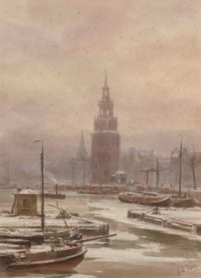 George Laurens Kiers (Dutch, 1
