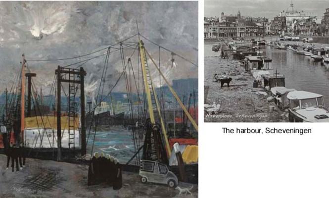 Charles Eyck (Dutch, 1897-1983