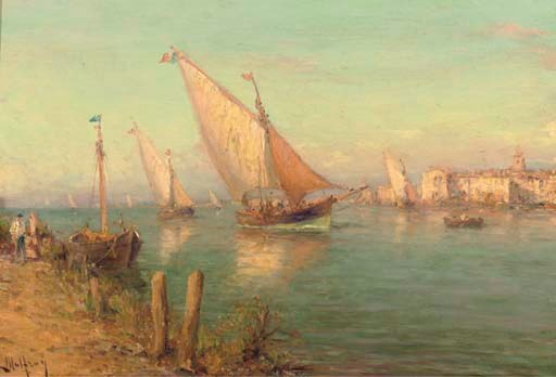 Charles Malfroy (French, 1862-