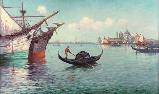 Anton Dirckx (Dutch, 1878-1929