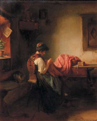Ludwig Vollmar (German, 1842-1