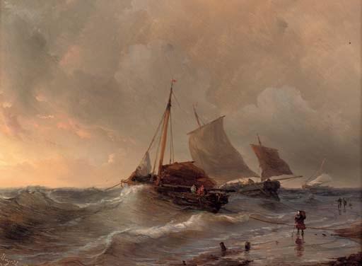 Louis Meijer (Dutch, 1809-1866