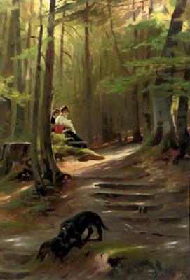 Karl Raupp (German, 1837-1918)