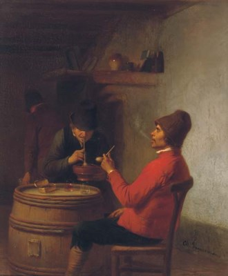 Charles Venneman (Belgian, 180