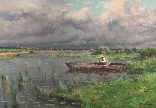 Isidore Verheyden (Belgian, 18
