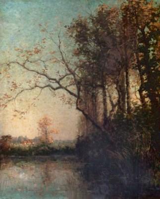 Hippolyte Boulenger (Belgian,