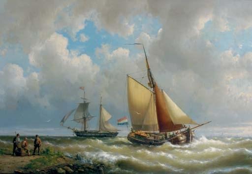 Hermanus Koekkoek Sen. (Dutch,