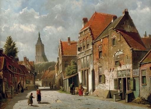 Willem Koekkoek (Dutch, 1839-1