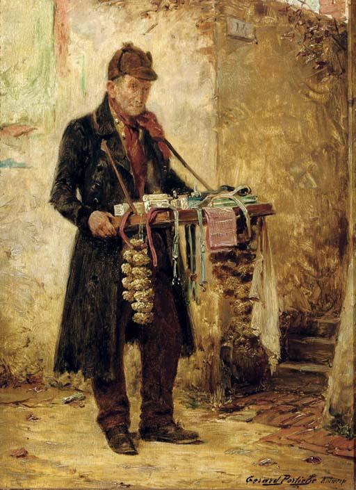 The itinerant vendor