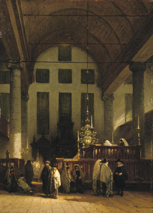 The Portuguese Synagogue, Amsterdam