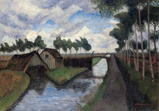Otto Modersohn (1865-1943)