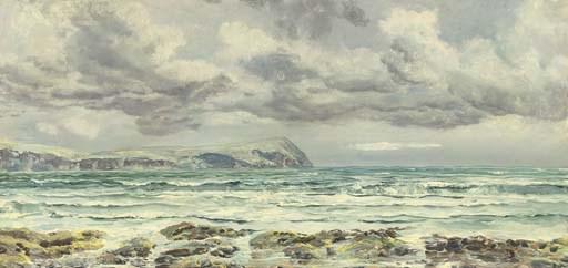 John Brett, A.R.A. (1839-1902)