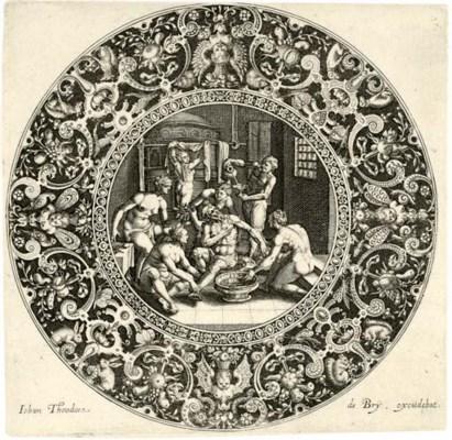 Jan Theodor de Bry (1561-1623)