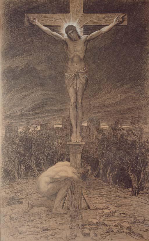 Barabbas at the Cross
