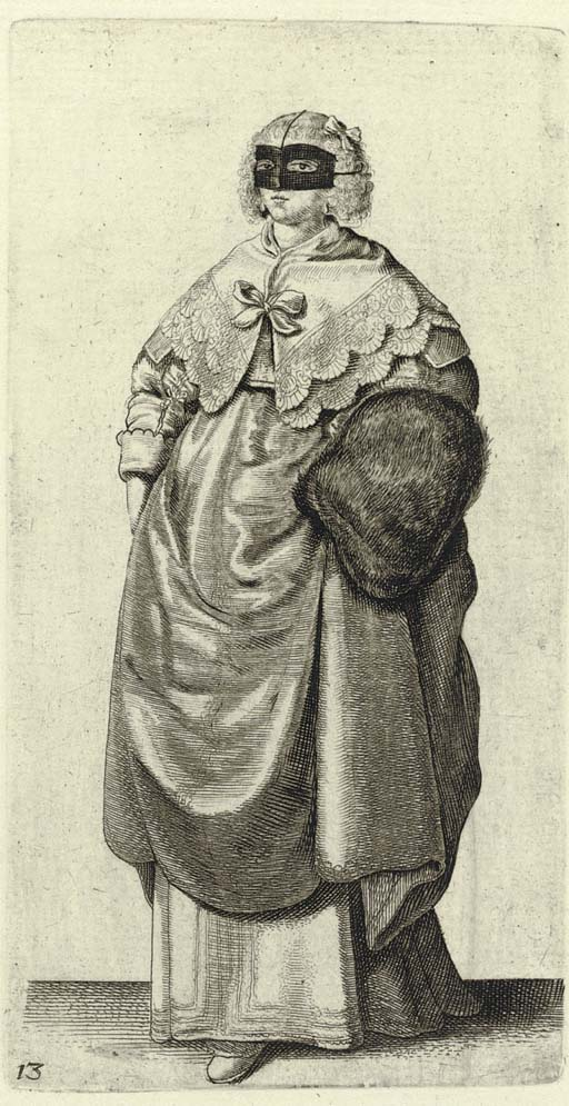 HOLLAR, Wenceslaus (1607-1677). A Collection of Prints by Hollar on one hundred and forty-six copper-plates. London: R. Sayer and J. Bennett [not later than 1794].