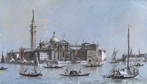 View of S. Giorgio Maggiore, Venice