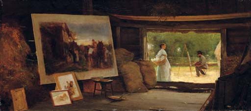 A country studio
