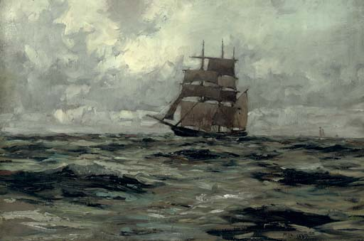 Shipping on the open seas