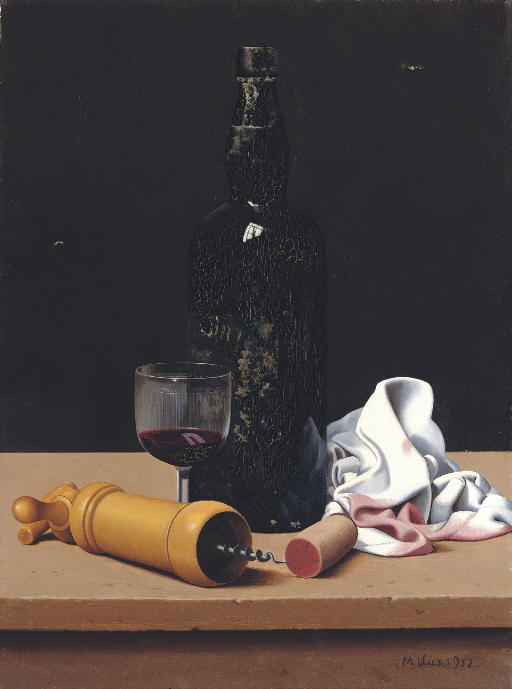 The Bottle of Port