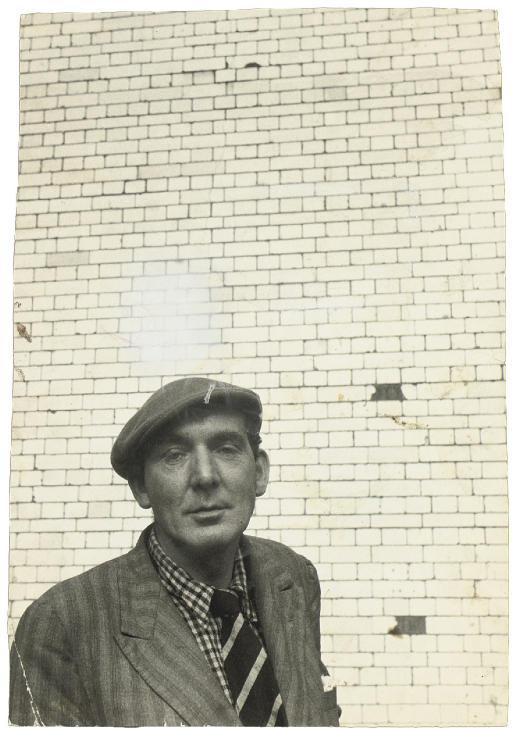 George Barker, Poet, 1952