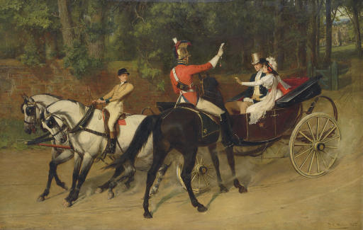 Ordered to the Front, 1815