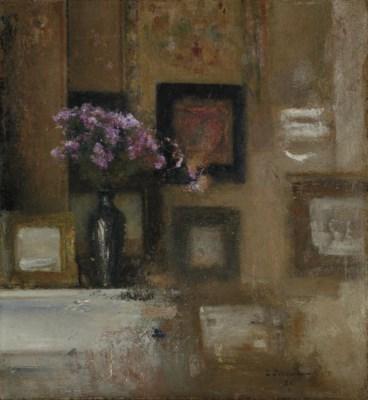 Ivan pavlovich pokhitonov 1850 1923 int rieur la for Cheminee interieur