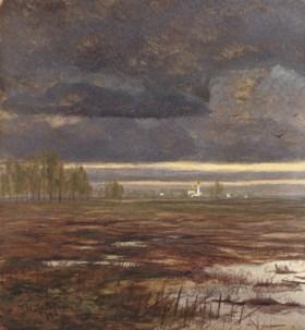 Isaak Il'ich Levitan (1860-1900)