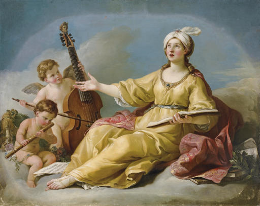 The Muse of Music