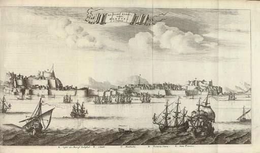 DAPPER, Olfert (1636-1689). Na