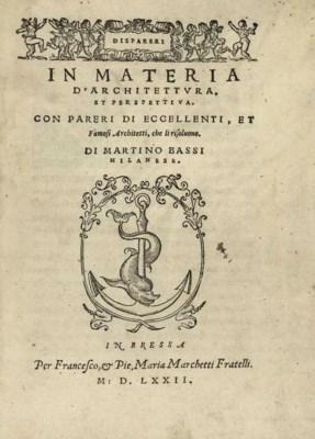 BASSI, Martino (c. 1542-1591).