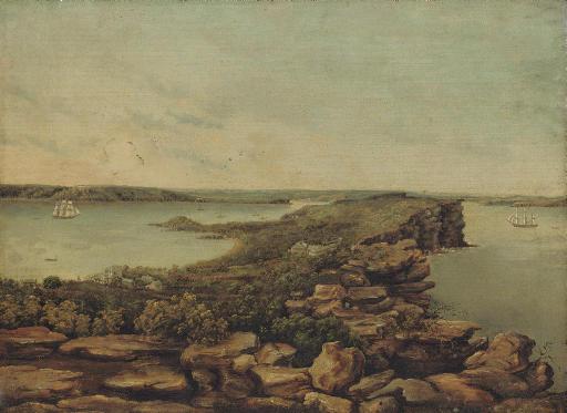 South Head, Port Jackson, New South Wales
