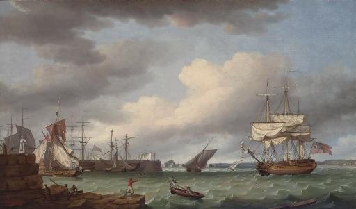 Thomas Whitcombe (c1752-1824)