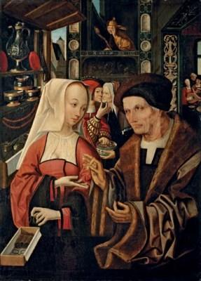 Studio of Jacob Cornelisz. van
