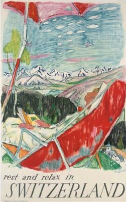 CARIGIET, Alois (1902-1985)