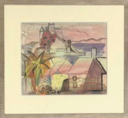 Colin Sealy (BRITISH, 1925-197